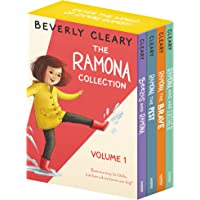 The Ramona Collection, Vol. 1: Beezus and Ramona / Ramona the Pest / Ramona the Brave / Ramona and Her Father [4 Book…