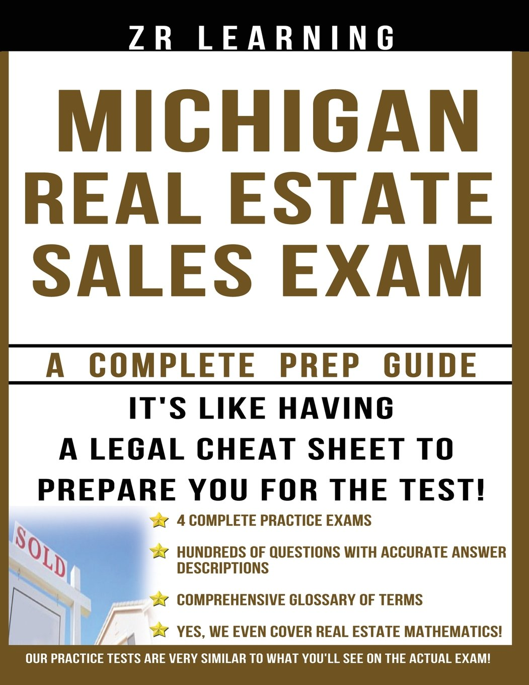 Michigan Real Estate Sales Exam
