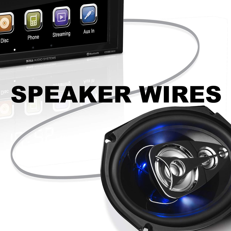 amazon boss audio systems ava kit10 4 gauge amplifier installation