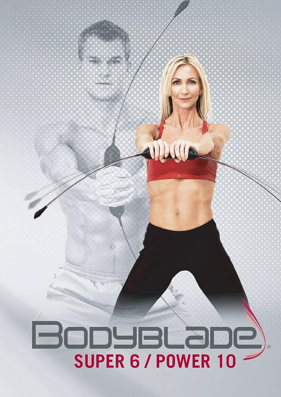 【SALE】 Bodyblade Super 6// Power 10 DVD 6 DVD B01MTRA8YZ, 葛城市:8ffa7c19 --- a0267596.xsph.ru