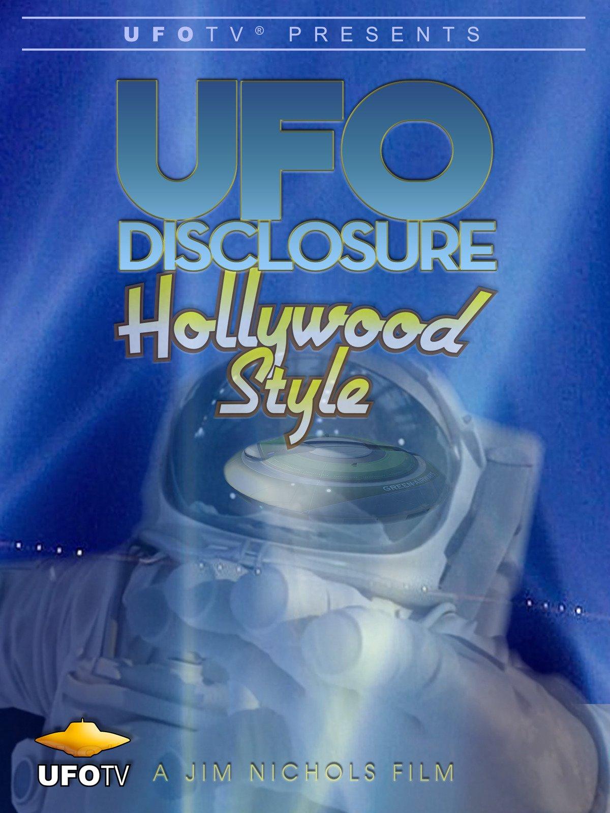 UFO Disclosure Hollywood Style on Amazon Prime Video UK
