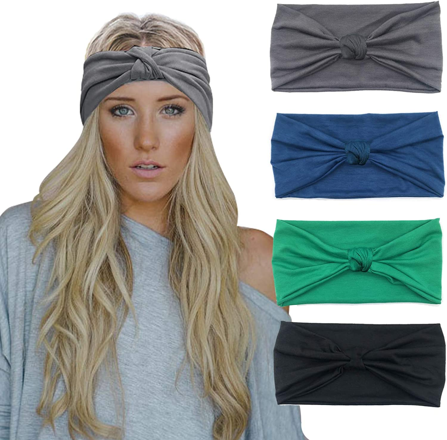 RIOSO Knotted Headbands...