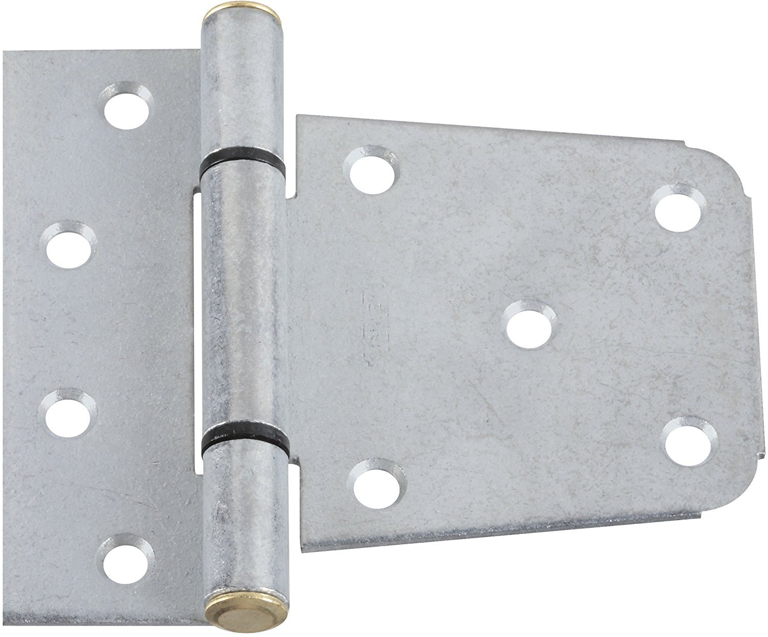 Stanley Hardware S838-748 30 Pack 3-1/2in. DP908BC Lifespan Heavy T-Hinge, Galavanized