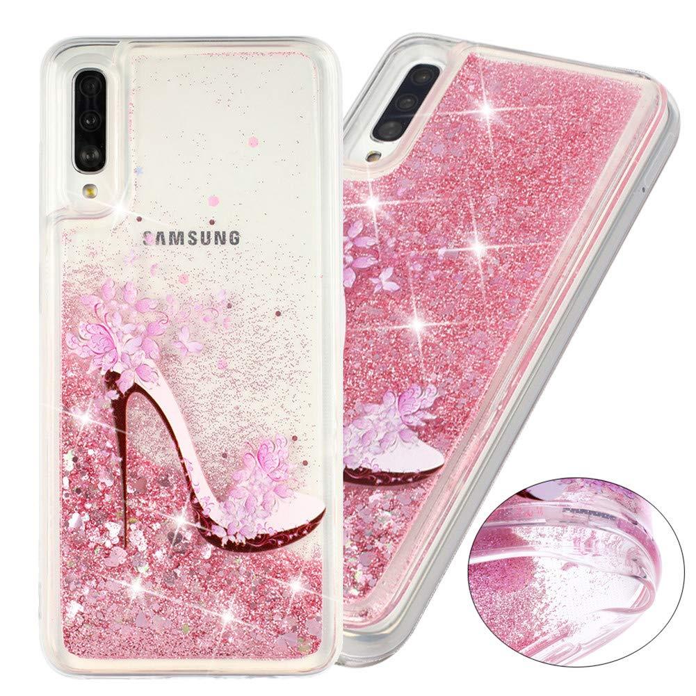 Funda para Samsung Galaxy A70 Glitter COTDINFORCA [7TV2YYJN]