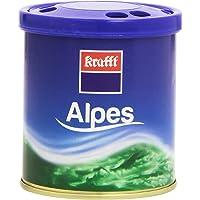 Krafft 17392 Ambientador Lata de Alpes, Azul, 60