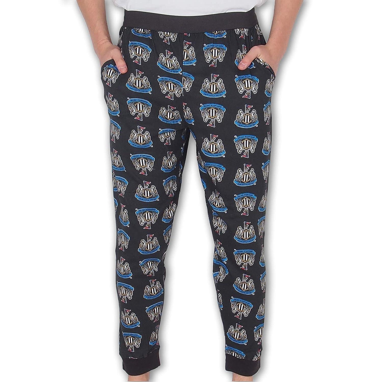 Newcastle United FC - Pantalones de pijama oficiales - Para hombre ...