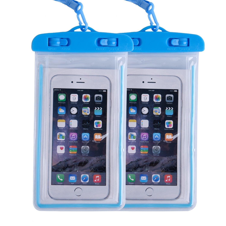 Goture Waterproof Case Universal Waterproof Phone Bag Pouch Dry Bag