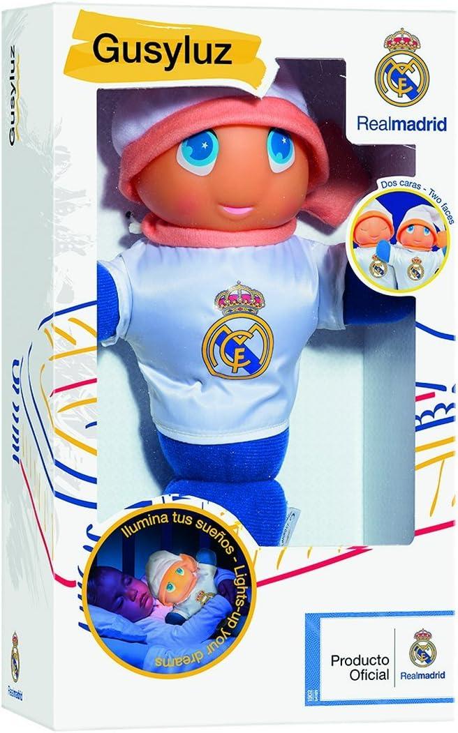 Real Madrid - Gusy luz, Dos Caras (MOLTO 16550)