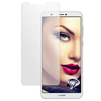 mtb More Energy® Protector de Pantalla de Vidrio Templado para Huawei P Smart/Enjoy