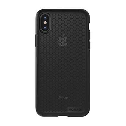 the best attitude c7625 f70cd Nomad iPhone X Hexagon Case - TPU Rubber, 10ft. Mil-Spec Drop ...