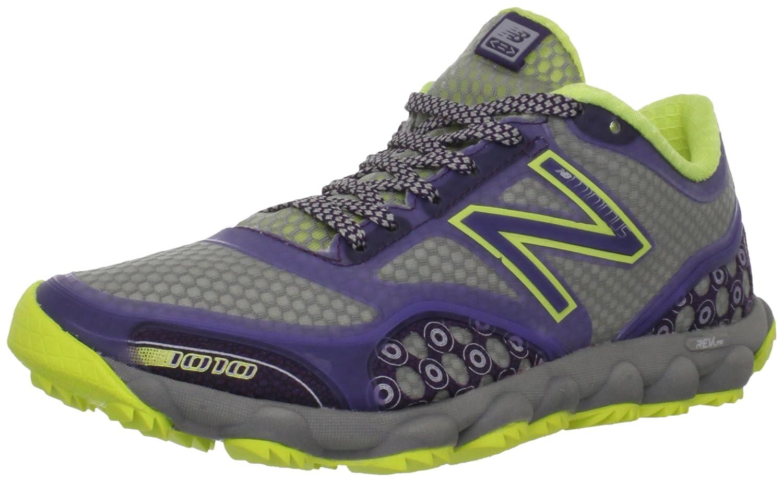 New Balance T1010 - Zapatillas de senderismo de sintético para mujer púrpura PL 41: Amazon.es: Zapatos y complementos