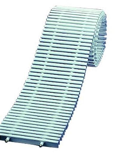 Rejilla transversal alto 22mm ancho 195mm (45 unidades por metro) AstralPool