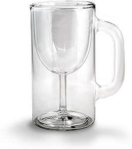 Fred Weinstein Double-Walled Stemware Mug