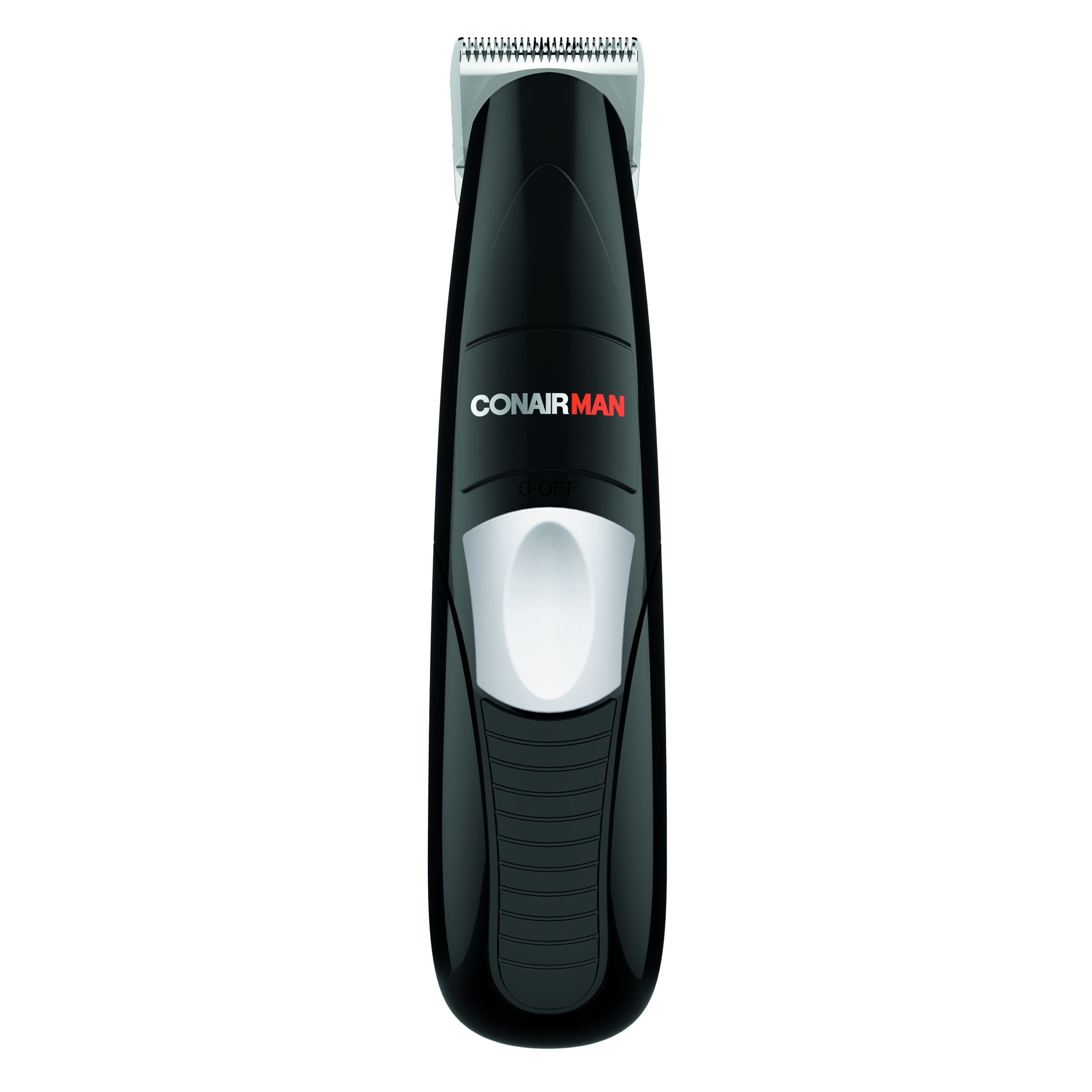 Conair Man All-in-One Beard & Mustache Trimmer; Battery Operated