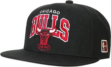 Mitchell & Ness Gorra HWC NBA Bulls by Gorragorra de Beisbol ...
