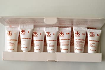 Arbonne Re9 Advanced Anti-aging Skin Care Travel/Sample Set