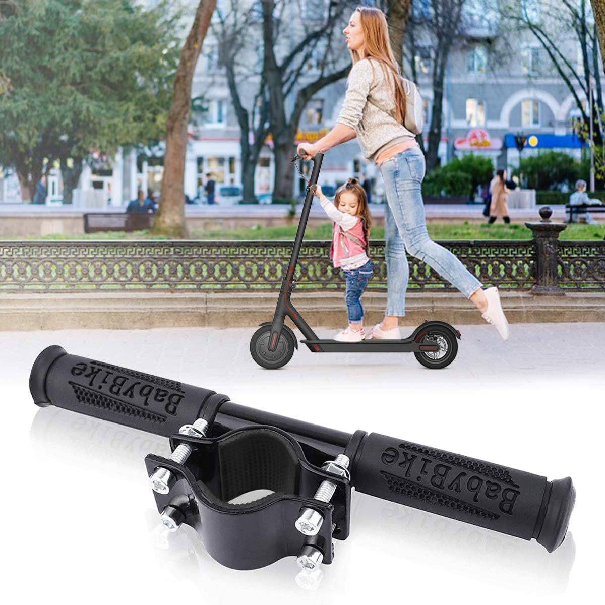 Scooter Child Armrest Electric Scooter Child Kids Armrest Handrail Light para M365 Scooter Handrail Accesorios