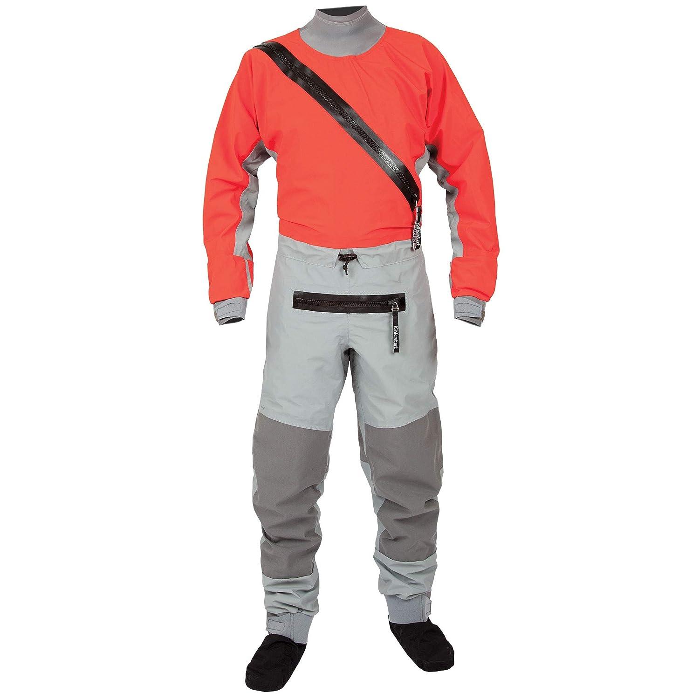 KokatatメンズGore - Tex Endurance Paddling Suit B078NL6B8V レッド Large