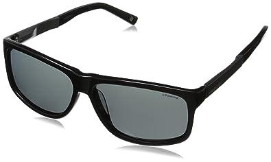 Amazon.com: Polaroid anteojos de sol de los hombres x8416s ...
