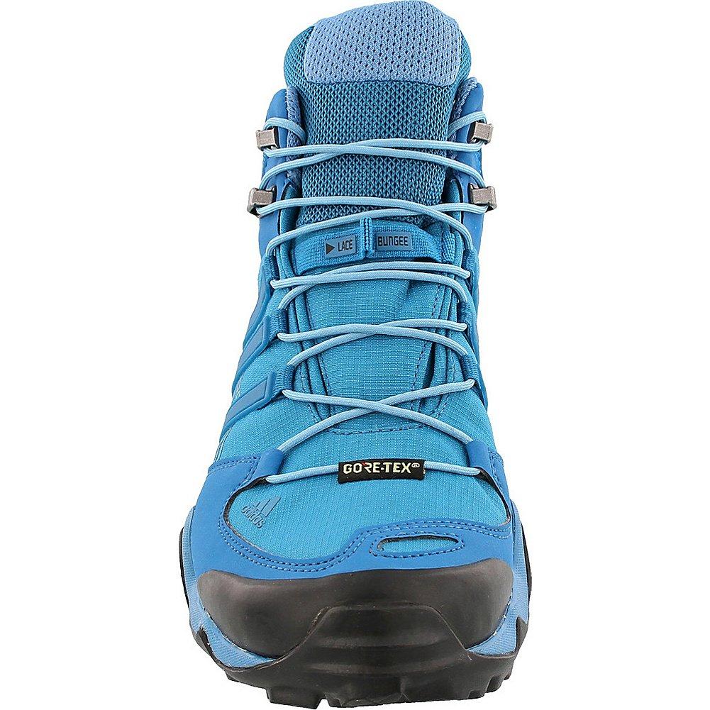 85558a210c5 adidas Terrex Swift R Mid GTX Boot - Women's Hiking 6 Grey/Utility  Black/Clear Aqua