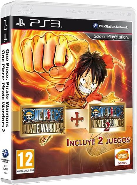 One Piece: Pirate Warriors 1 + One Piece: Pirate Warriors 2 ...