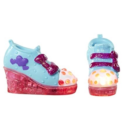 940537ee33f8 Image Unavailable. Image not available for. Color  Skechers Twinkle Toes  Refill Shoe Pack - Heart Sparks Pink