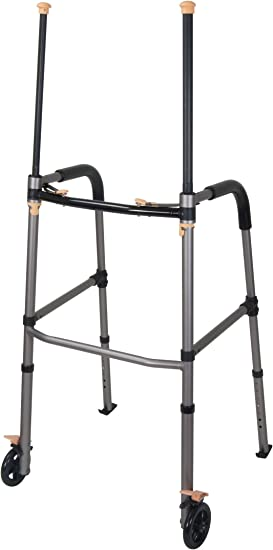 Amazon.com: Drive Medical Lift Walker con Retráctil Soporte ...