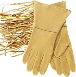 product image for Geier Glove Co Geier Deerskin Gauntlet Gloves 7