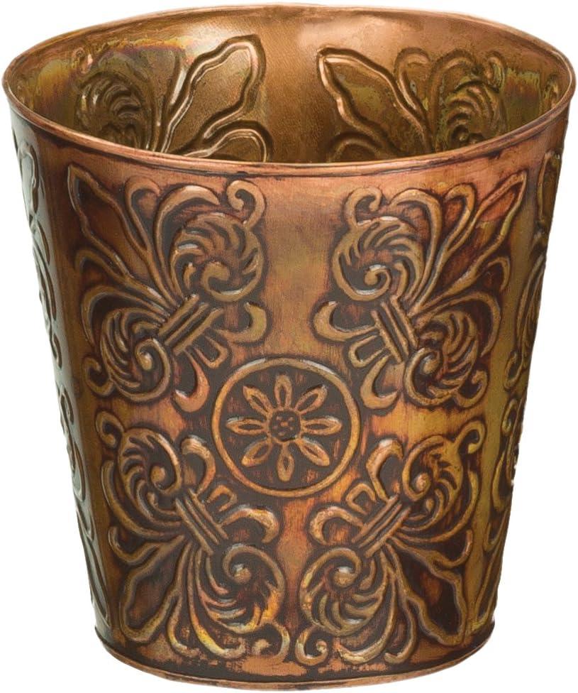 Regal Art Gift 20298 Planter, 6 , Bronze