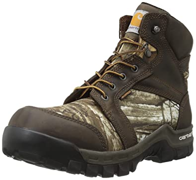 27752337a77 Carhartt Men's CMF6375 6 Inch Composite Toe Boot
