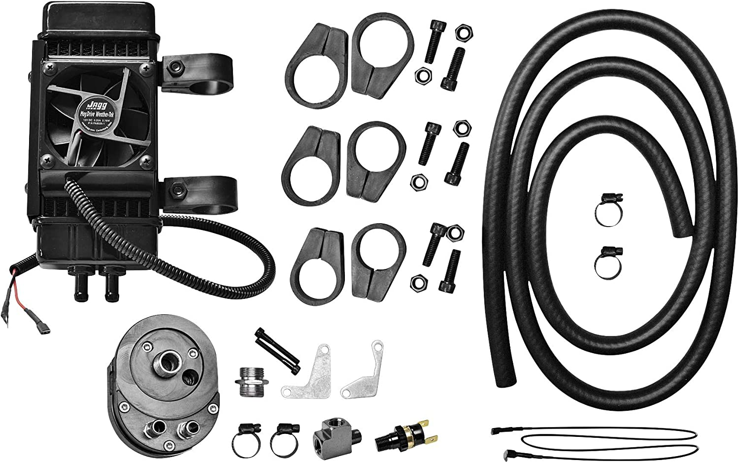 Jagg Fan-Assisted Oil Cooler Kits 751-FP2600