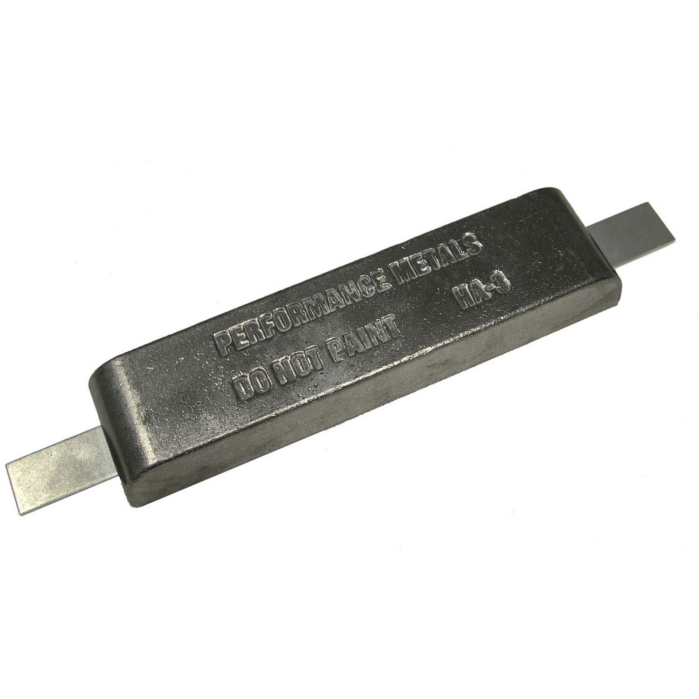 5 Lb Aluminum Strap Anode Performance Metals HA3A-A
