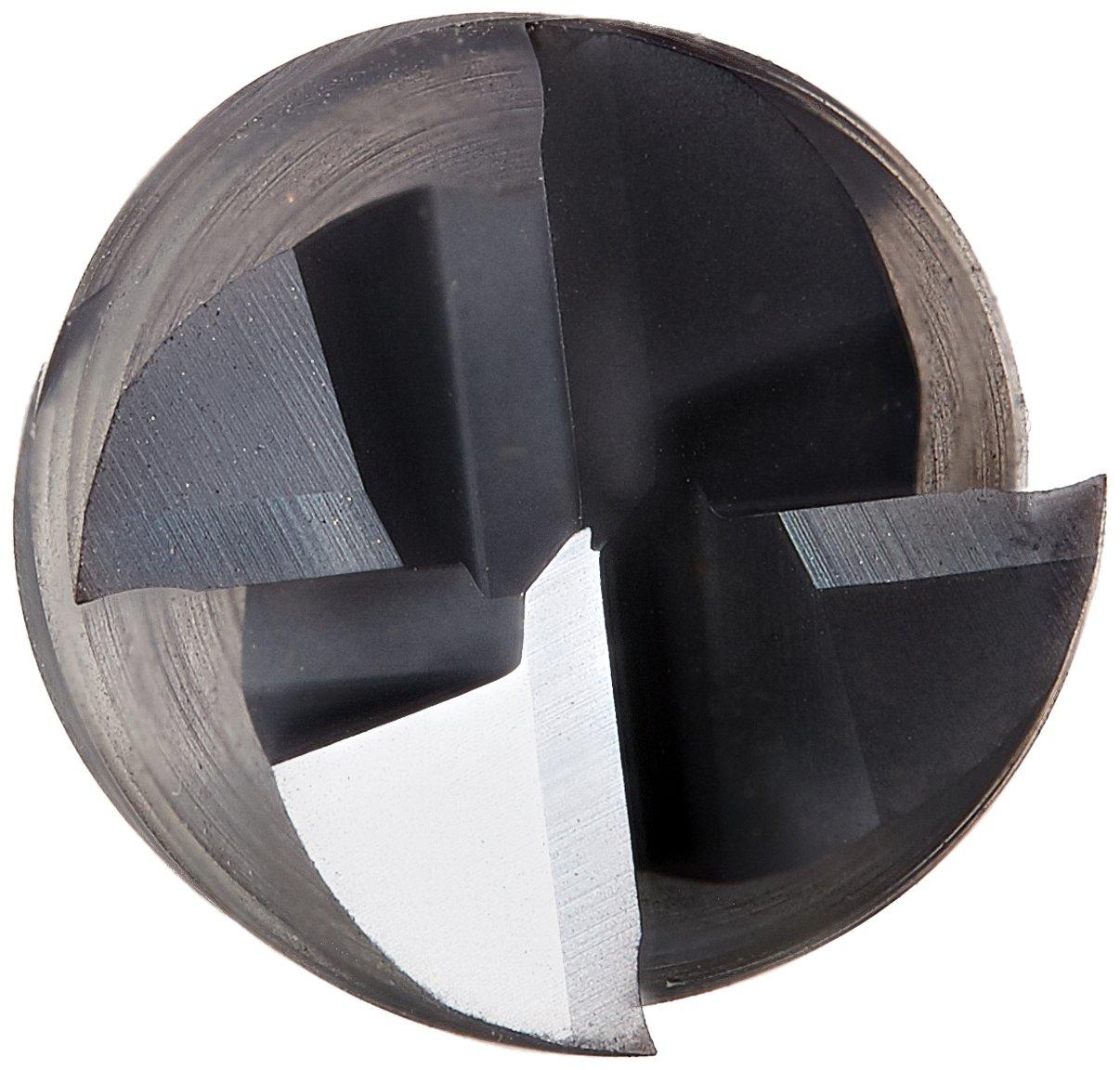 Kodiak Cutting Tools KCT131569 USA Made Premium Solid Carbide End Mill 4 Flute 5//16 Diameter AlTiN Coated