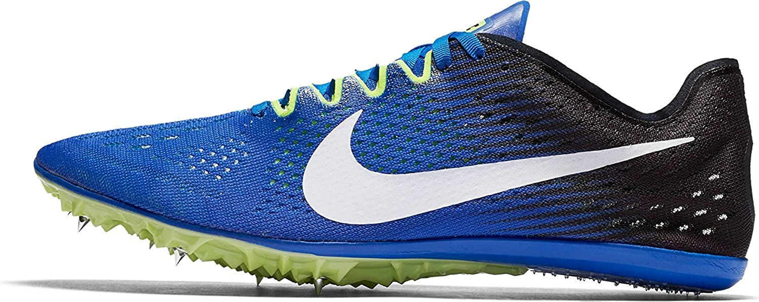 brand new b23a4 21ee7 Amazon.com   Nike Zoom Victory 3 Unisex Track   Field Spikes (10.5, Hyper  Cobalt White-Black)   Track   Field   Cross Country