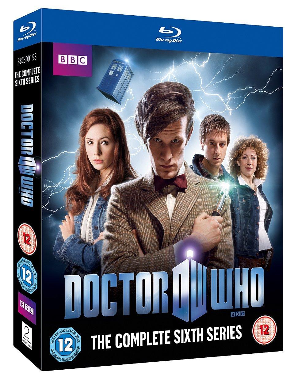 Doctor Who - Complete Series 6 Box Set Reino Unido Blu-ray: Amazon.es: Matt Smith, Karen Gillan, Arthur Darvill, Alex Kingston, Michael Sheen, Imelda Staunton, Suranne Jones, David Walliams, Hugh Bonneville, Mark Sheppard,