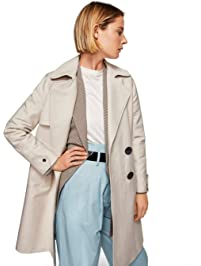 Women S Trench Coats Amazon Com