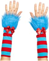 Dr. Seuss Thing 1 & Thing 2 Fuzzy Glovettes by elope