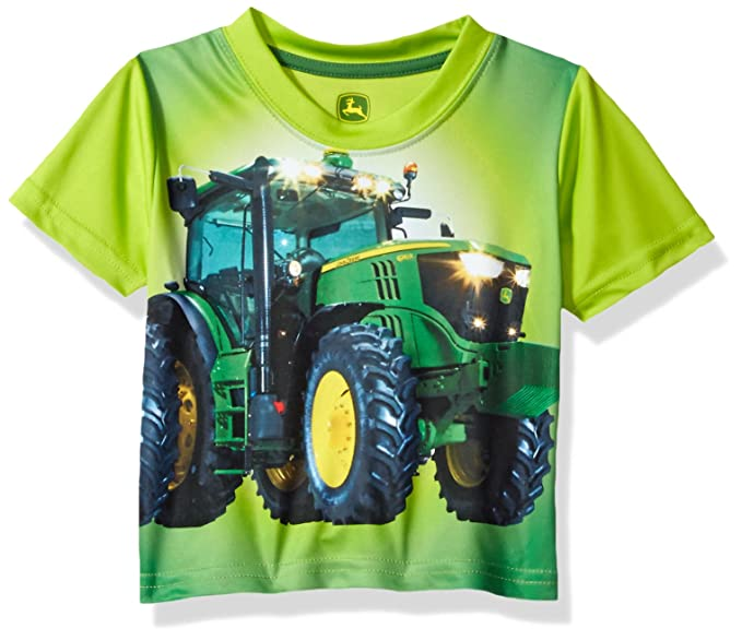64d1c44a1 Amazon.com: John Deere Baby Boys' Graphic Tee: Clothing