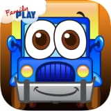 Truck Toddler School: Fun and Educational Games for Kids