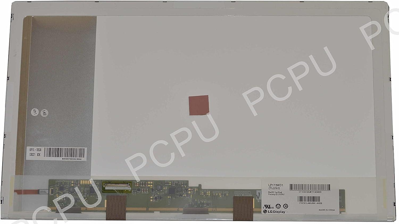 "TL 17.3/"" WXGA+ GLOSSY LCD SCREEN LED G2 NEW LP173WD1"