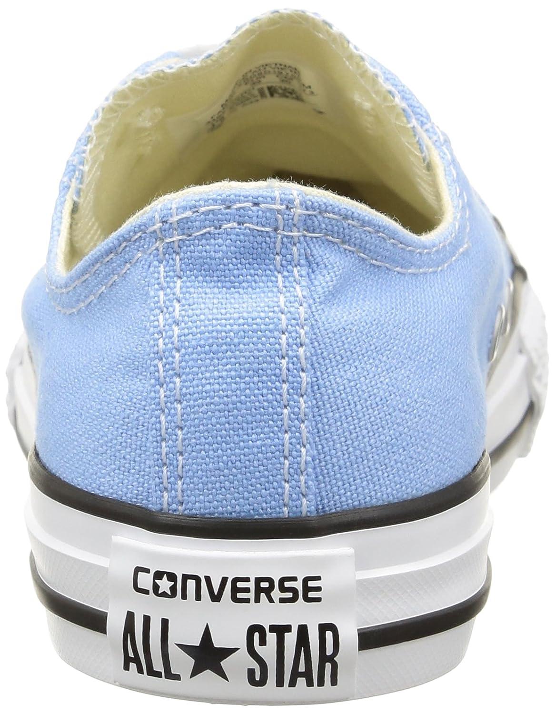 Converse CTAS Season Season Season Ox, Unisex-Kinder Sneakers Blau (Bleu Ciel) 92fadb