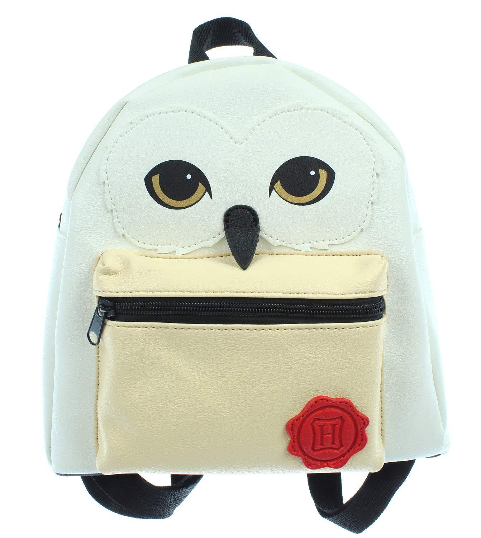ویکالا · خرید  اصل اورجینال · خرید از آمازون · Harry Potter Hedwig Owl with Hogwarts Letter Mini Backpack wekala · ویکالا