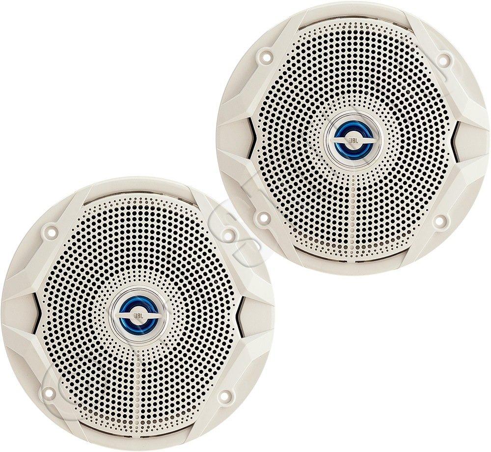 JBL MS6520 6″ marine speakers