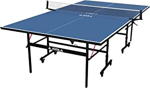 JOOLA Inside 25mm Table Tennis Table with Net Set