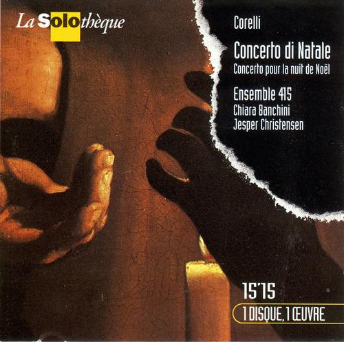 Concerto Grosso Op 6 No.8