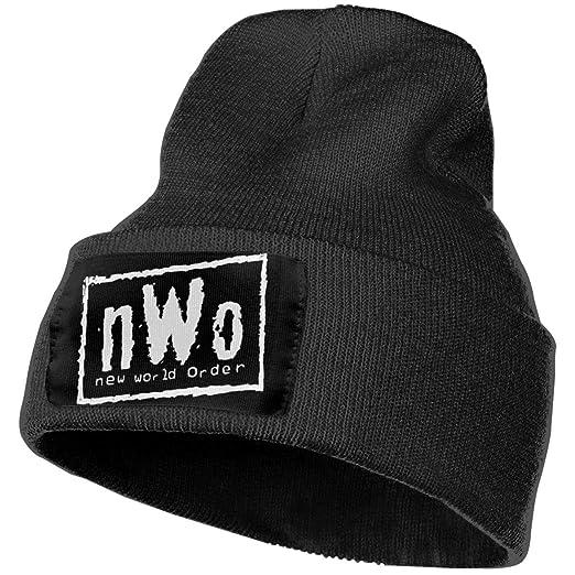 296078476b13f Amazon.com  BXNOOD Mens   Womens The New World Order WWF NWO Skull ...