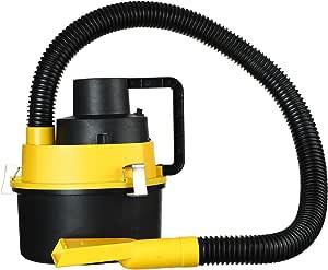 مكنسة كهربائية للسيارة للاستخدام الرطب والجاف من اوتو بيست، اصفر