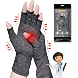 Arthritis Gloves,New Material, Compression for Arthritis Pain Relief Rheumatoid Osteoarthritis and Carpal Tunnel…