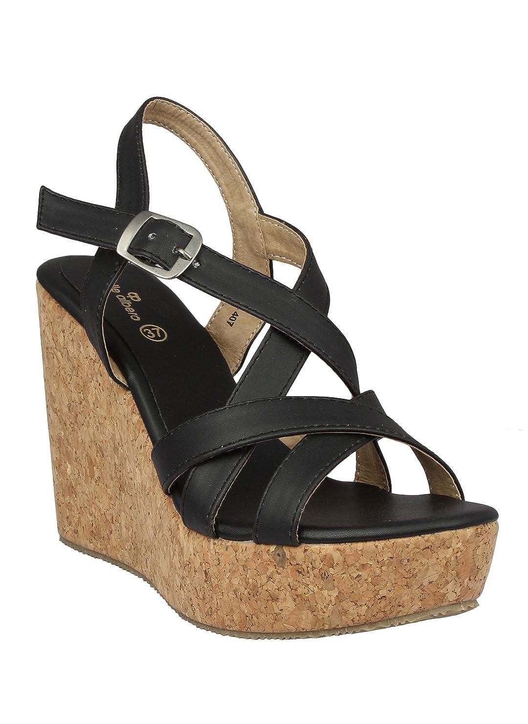 Buy pelle albero Womens Platform Heel