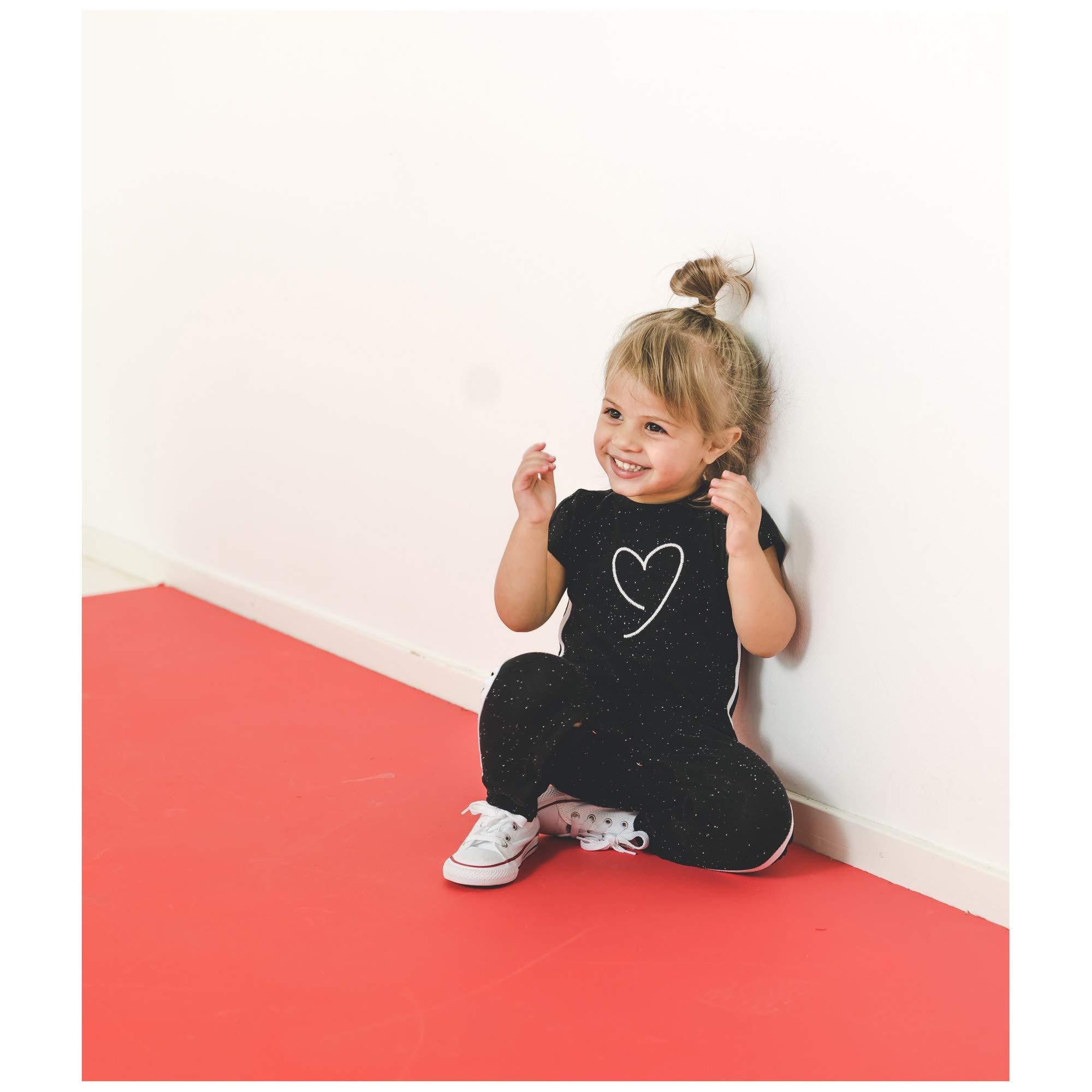 Pr/énatal Baby M/ädchen Strampler Jumpsuit Wei/ß mit Druck